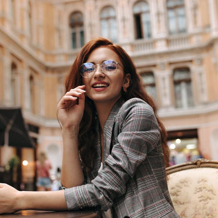 eyewear styloptic woman